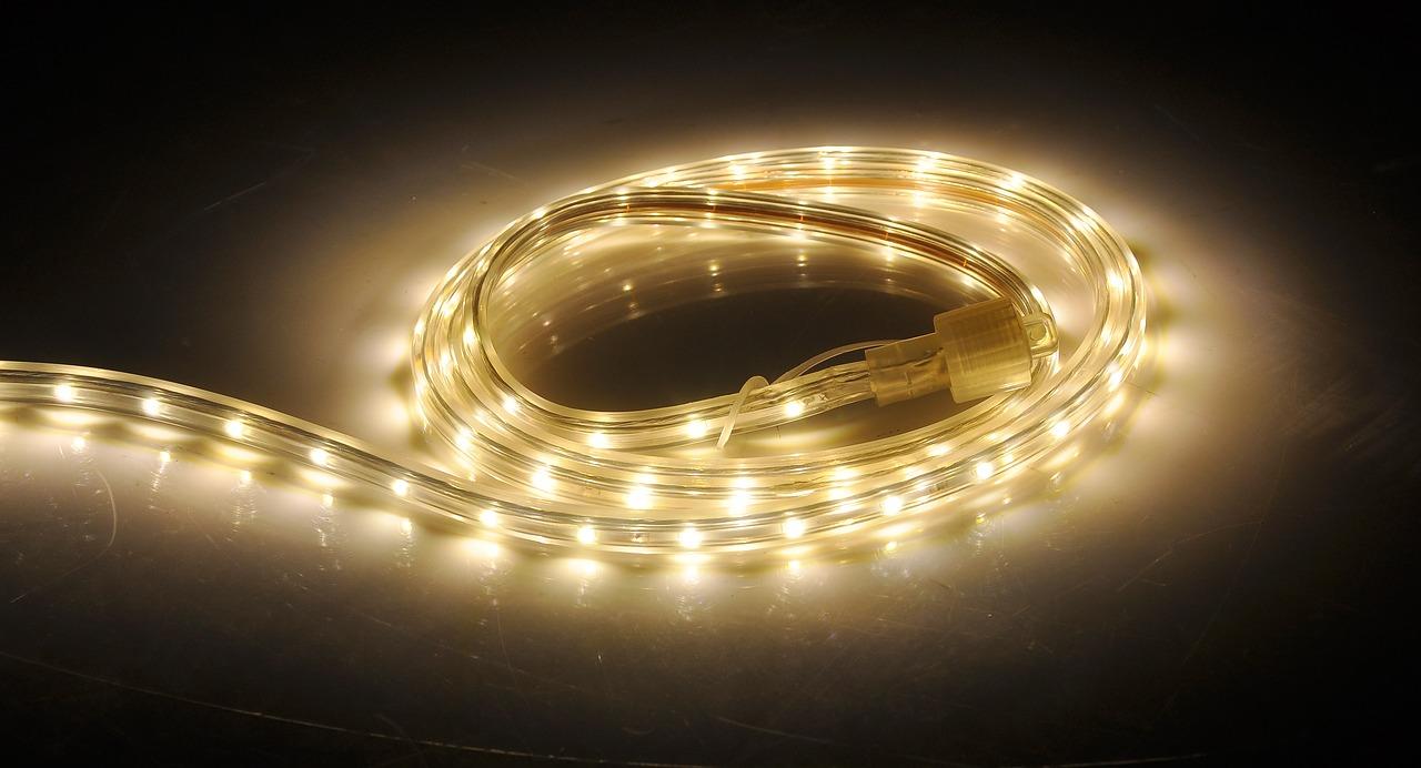 Zalety korzystania z oświetlenia LED