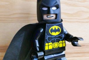 Gadżety dla fanów Batmana