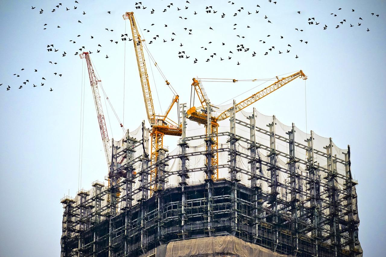 Produkcja mieszanki betonowej