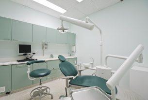 Sprzęt do gabinetu stomatologicznego