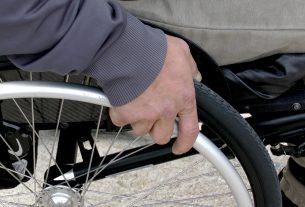 Wyposażenie budynków dla osób niepełnosprawnych